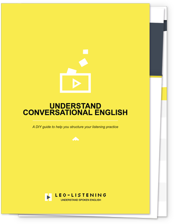 Free e-guide: Understand Conversational English