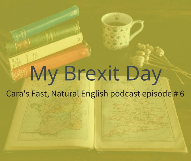 Podcast # 6: My Brexit Day
