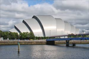 The Clyde Auditorium or SECC