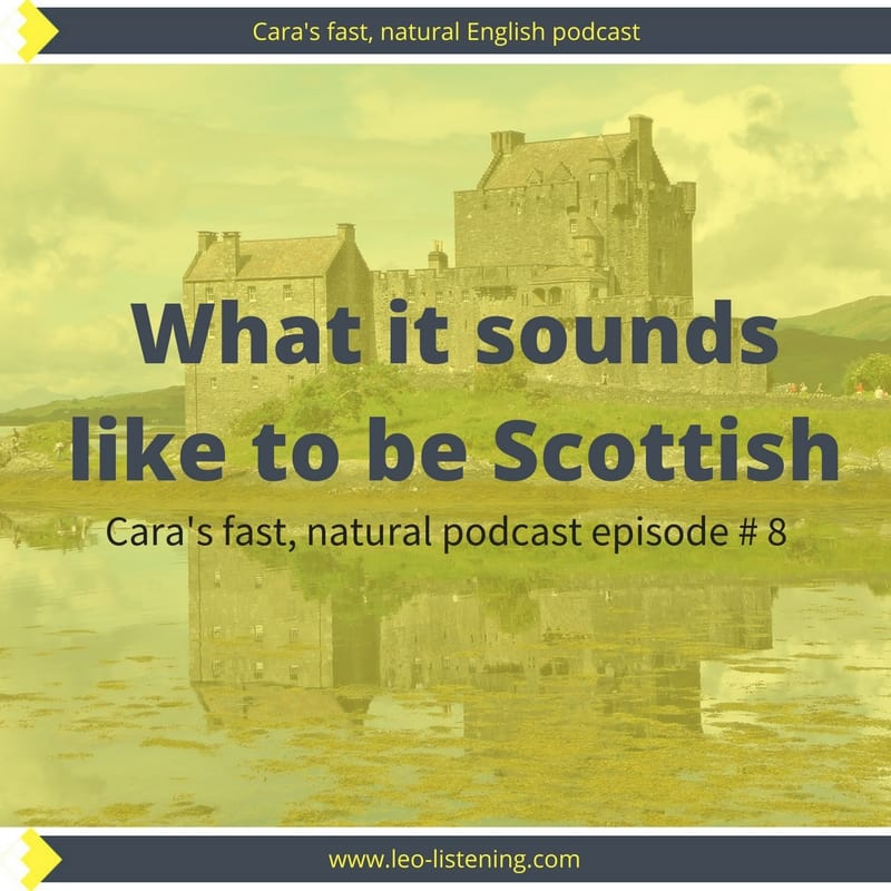 What it sounds like to be Scottish
