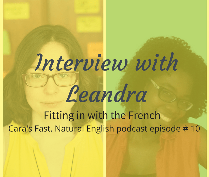 Podcast #10: Interview with Leandra