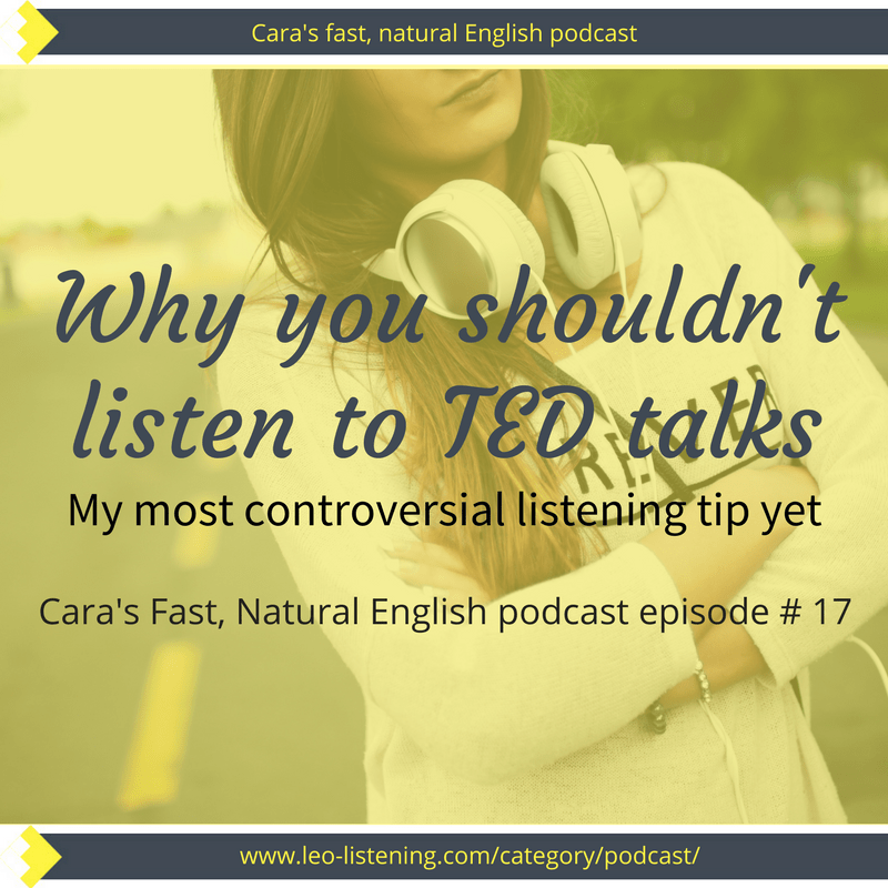 why you shouldn't listen to TED talks