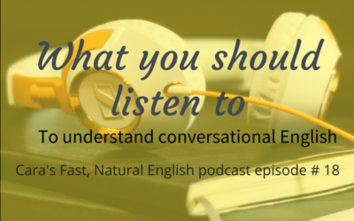 Podcast 18: What You Should Listen To