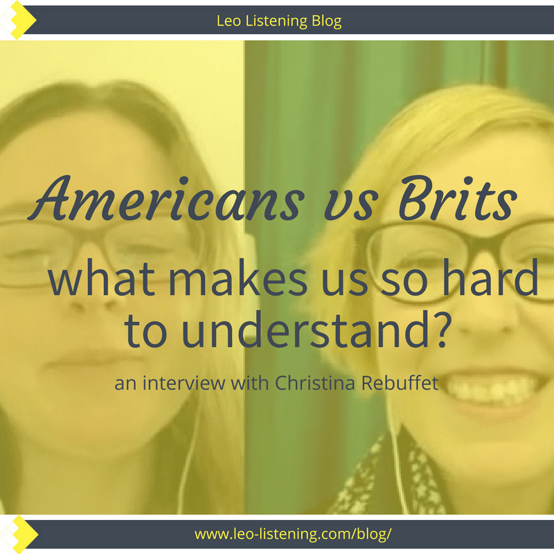 Americans vs Brits - what makes us so hard to understand?