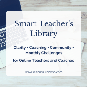 Join the smart teacher's library