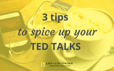 3 tips to Spice up your TED talks