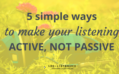 5 simple ways to make your listening active, not passive