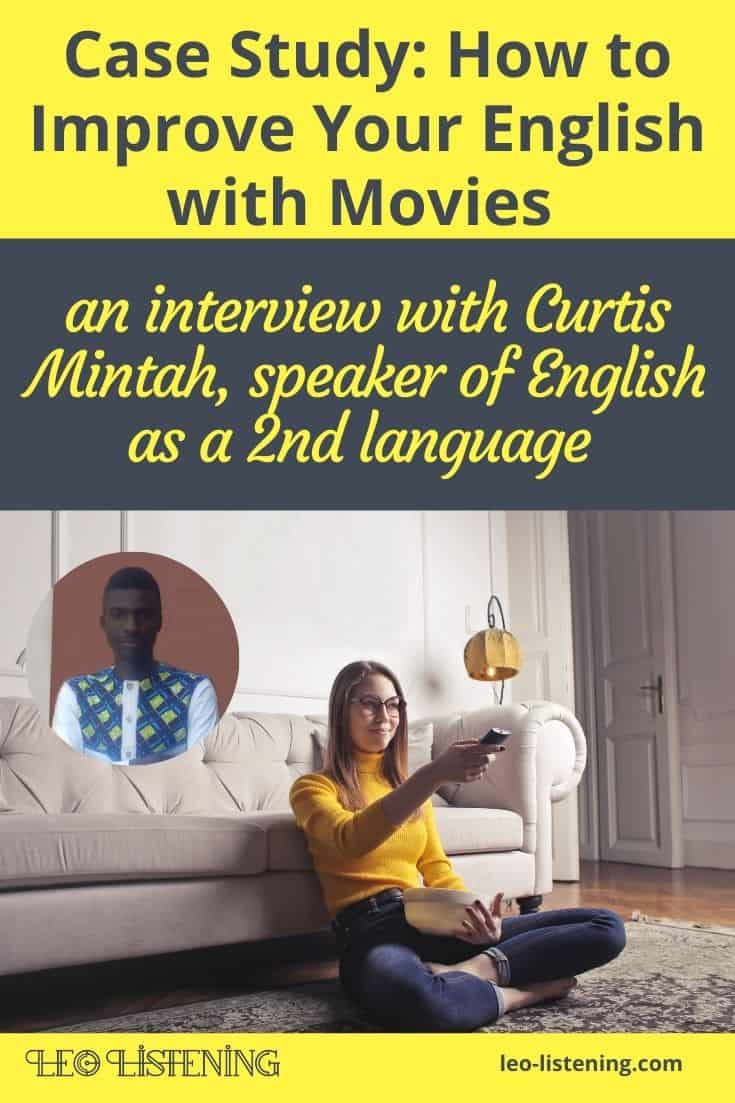 how to improve your English with movies vertical