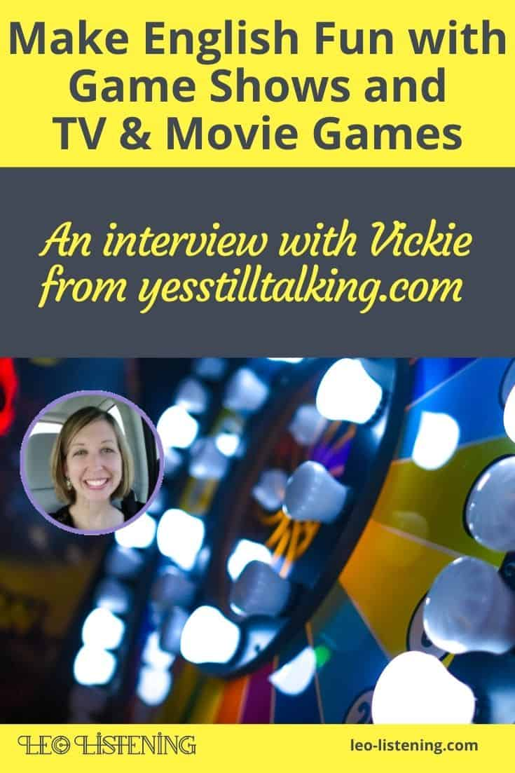 make English fun with game shows vertical