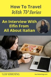 how to travel with TV series vertical